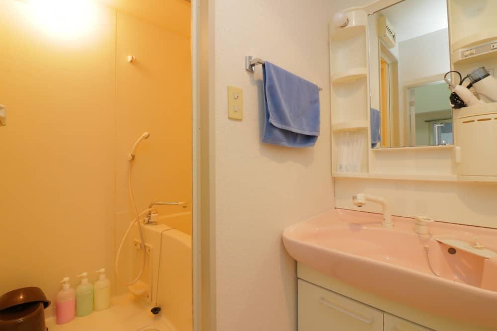 Apartmán (AB801) - Koupelna
