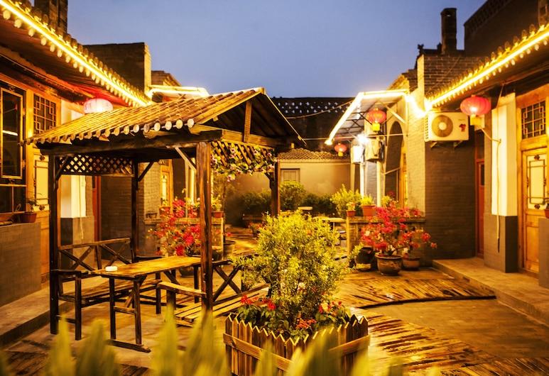 Hi Yard Boutique Hotel, Jinzhong, Cortile