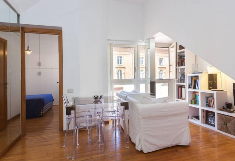 Live in the Heart of Rome, Rooma