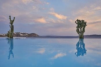 ภาพ Katikies Mykonos - The Leading Hotels Of The World ใน มิโคนอส