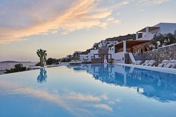 Φωτογραφία του Katikies Mykonos - The Leading Hotels Of The World, Μύκονος