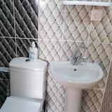 ห้องอีโคโนมีซิงเกิล, ผู้ชายเท่านั้น, วิวสวนหย่อม - ห้องน้ำ