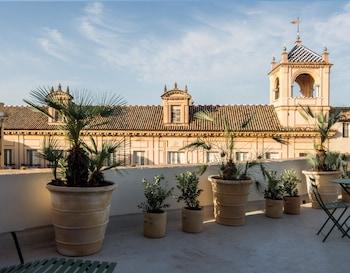 Image de Santa María Apartamentos à Séville