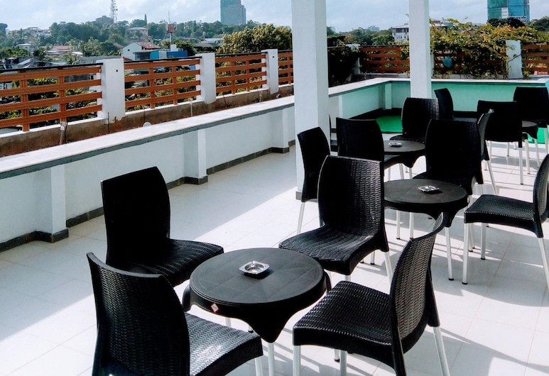 Queens Park Apartment, Colombo, Terrasse/Patio
