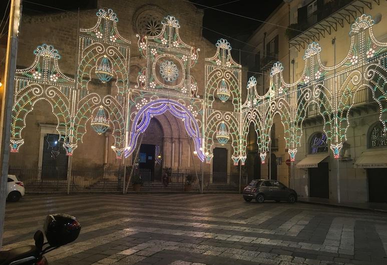 B&B Home Maletto, Palerme, Façade de l'hôtel - Soir/Nuit