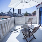 Suite, Terrasse - Balkon