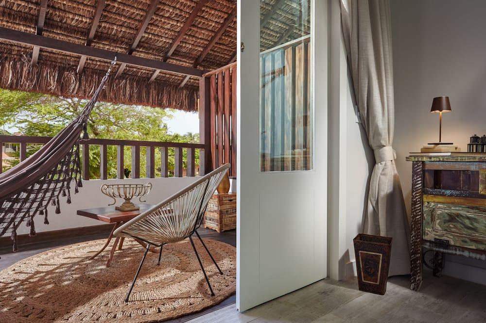 Izba typu Superior - Obývacie priestory