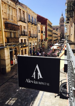 Picture of Alevia in Salamanca