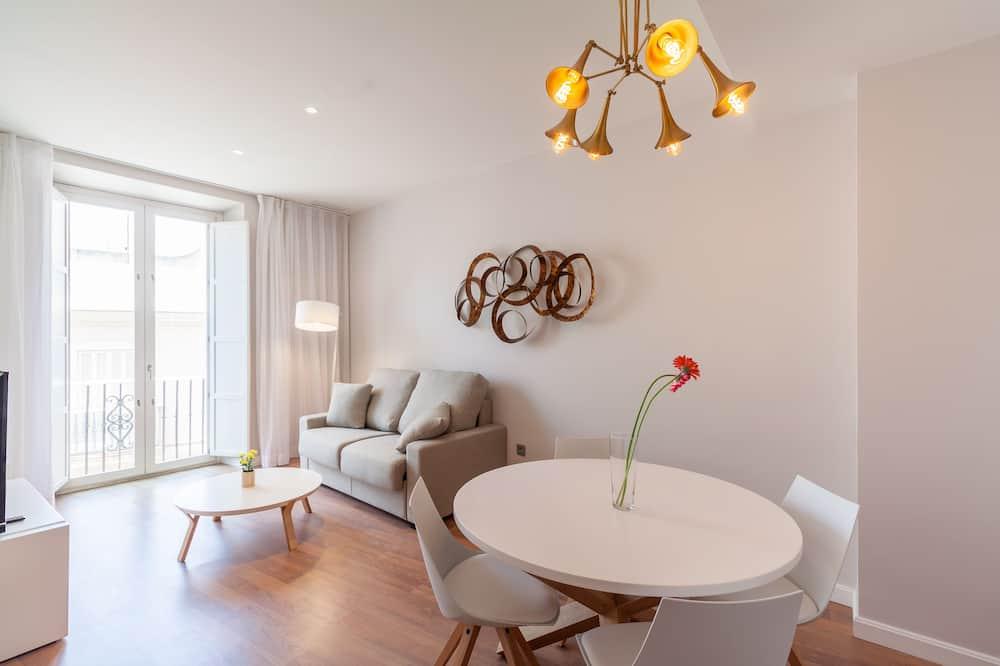 公寓 (4 Personas) - 客廳