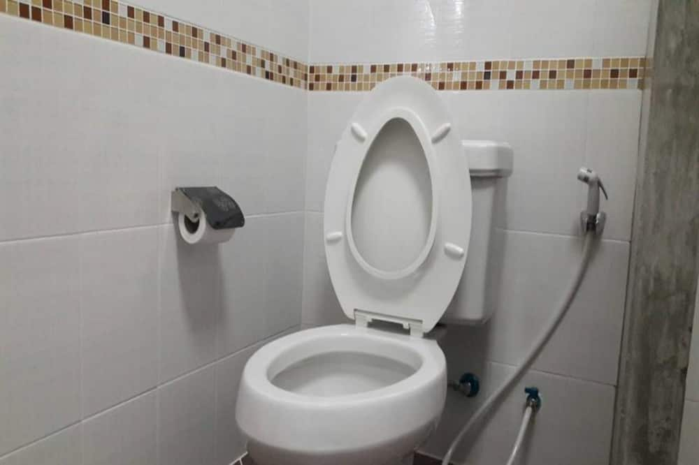 Standard Double Room - 浴室