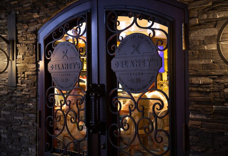 The Delaney Hotel, Orlando, Taras/patio