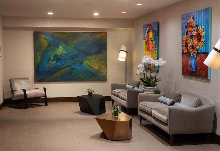 The Delaney Hotel, Orlando, Zitruimte lobby
