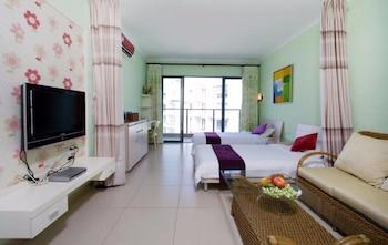 Φωτογραφία του Sanya Yomovo apartment (Lanhai 3 Qi Branch), Σανγιά