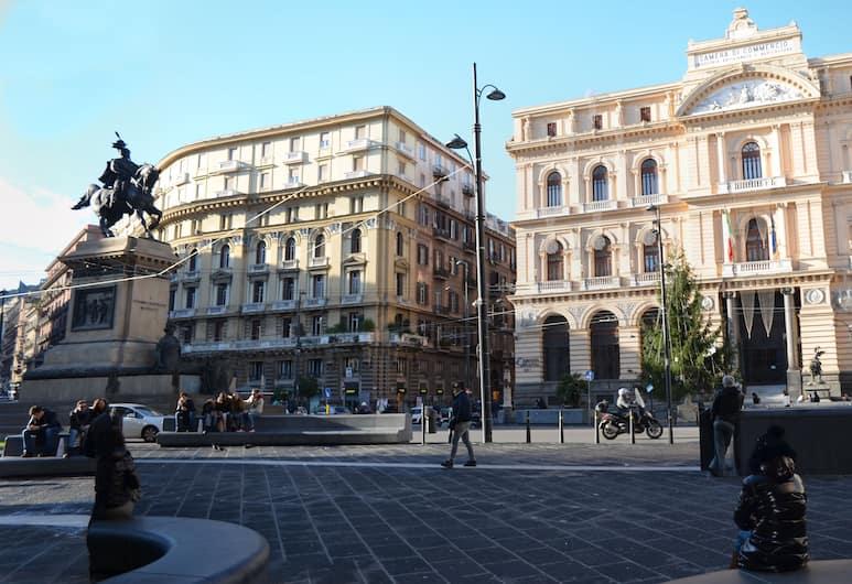 B&B Università, Naples, Hotel Front