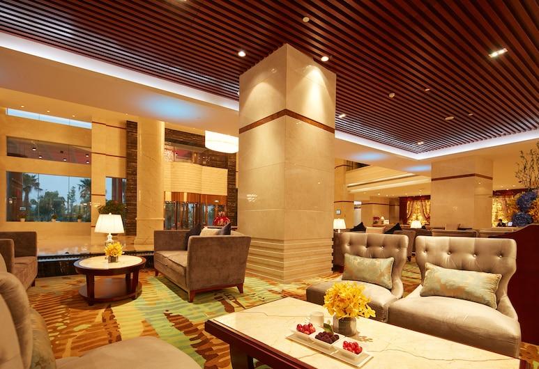 New Century Hotel Putuo Zhoushan, Zhoushan, Lounge Lobi