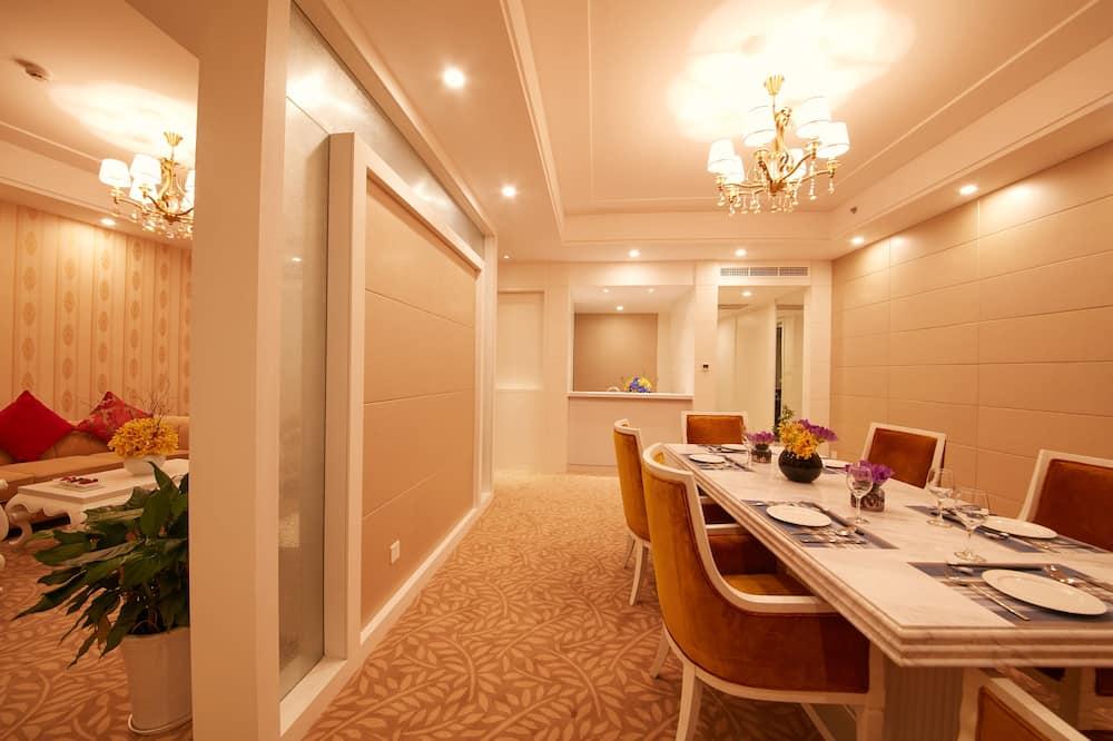 Suite Premium - Sala de estar