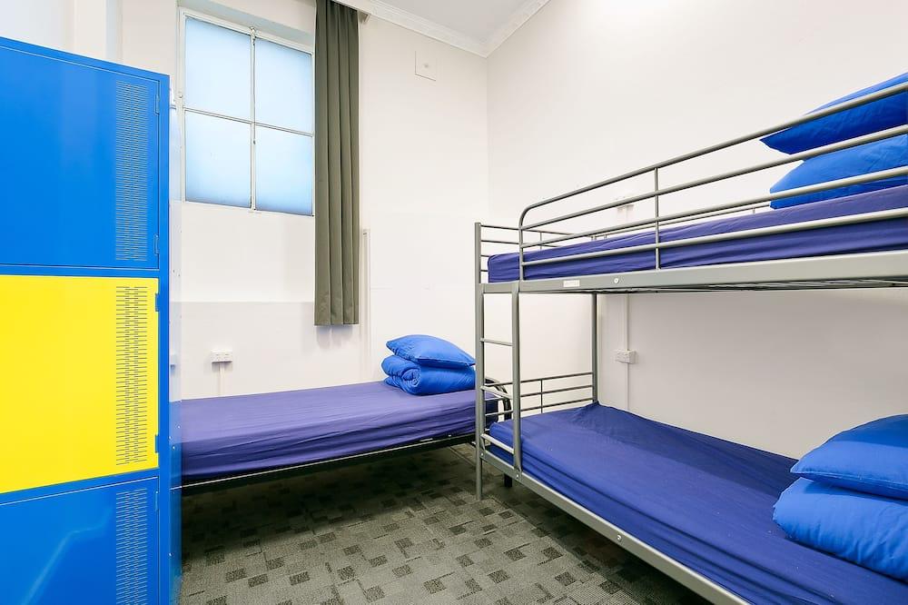 Ühiselamu, ühine magamisruum, ühiskasutatav vannituba (4 Bed) - Tuba