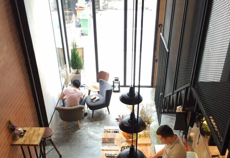 Case Study Asoke, Bangkok, Lobby Lounge