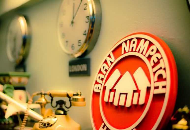 バーン ナムペッチ ホステル, バンコク