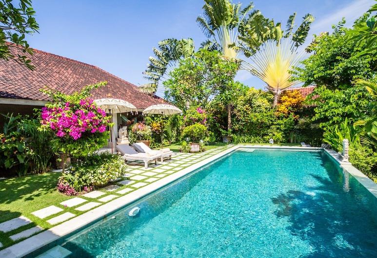 Villa Senang, Seminyak, Piscina externa