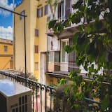Двухместный номер с 1 двуспальной кроватью (Colosseo) - Балкон
