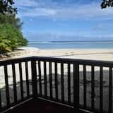 คอมฟอร์ทบังกะโล, เตียงควีนไซส์ 1 เตียง, วิวชายหาด - วิวทะเล/มหาสมุทร
