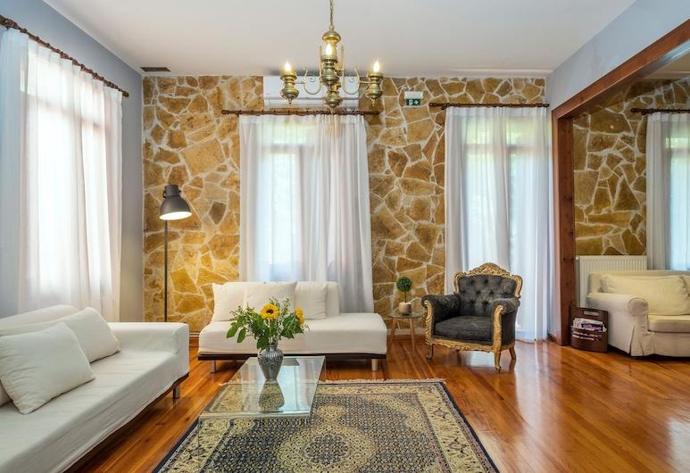 Casa d' Aquila, Χανιά, Ρετιρέ, 4 Υπνοδωμάτια, Περιοχή καθιστικού