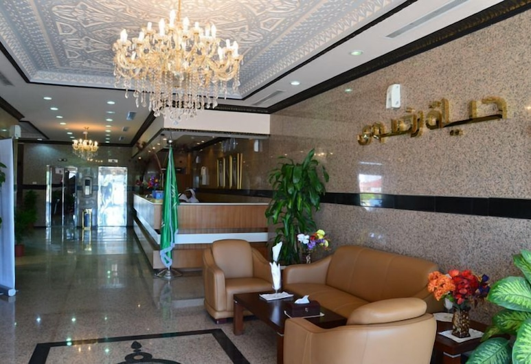 Hayat Radhwa Hotel, Yanbu, Lobby Sitting Area