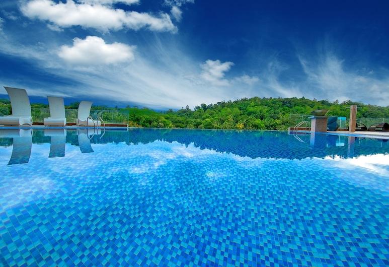 The Golden Crown Hotel, Kandy, Sonsuzluk Havuzu