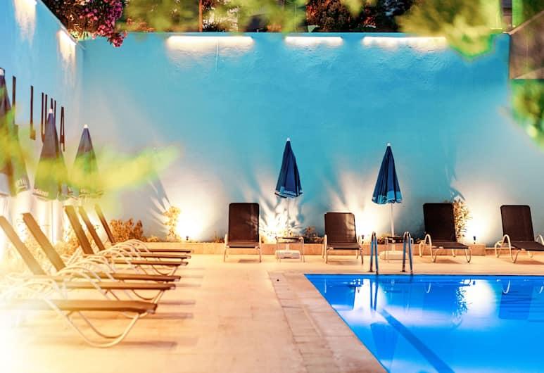 Luna Hotel, Antalya, Außenbereich