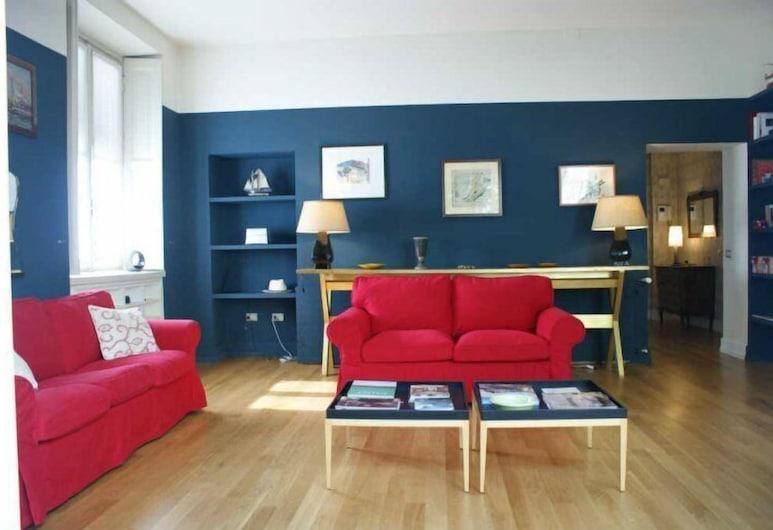 Lecasedimilano Castello Luxury Home, Milano, Apart Daire, 3 Yatak Odası, Oturma Odası