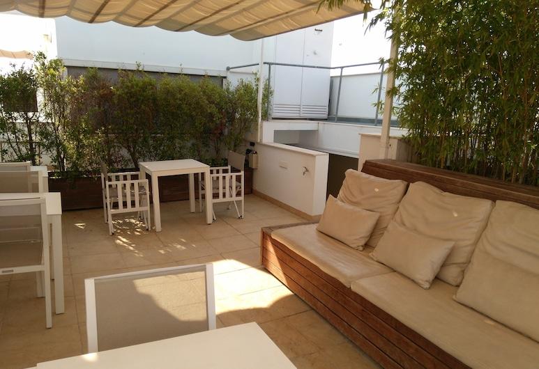 Espacio Eslava, Seville, Terasa