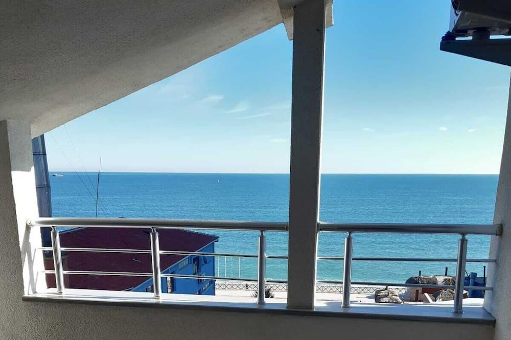 סוויטה - נוף מהמרפסת