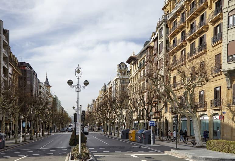 Ambrosse Apartment by FeelFree Rentals, Saint-Sébastien, Vue depuis l'hébergement