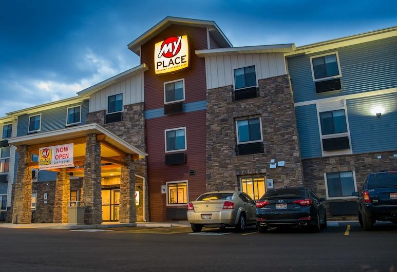 My Place Hotel-Twin Falls ID, טווין פולס, חזית המלון
