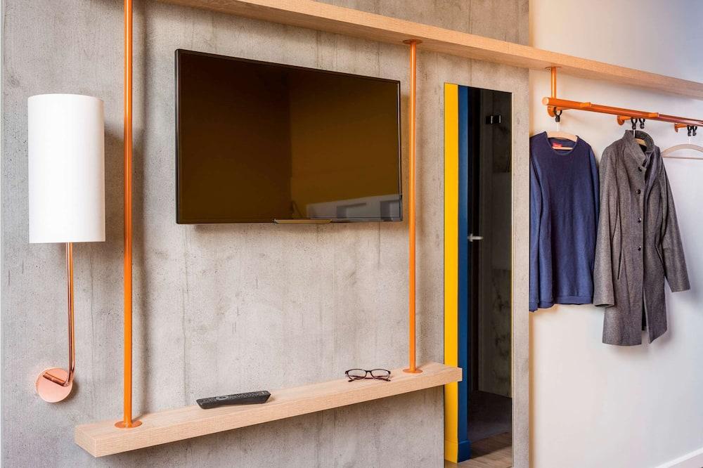 شقة - سريران فرديان منفصلان - غرفة نزلاء