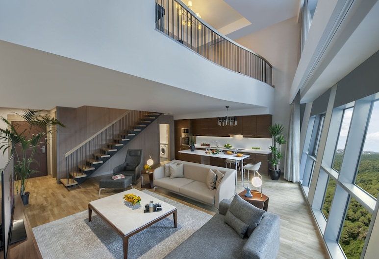 Somerset Maslak Istanbul, Sariyer, Penthouse, 1 Bedroom, Room