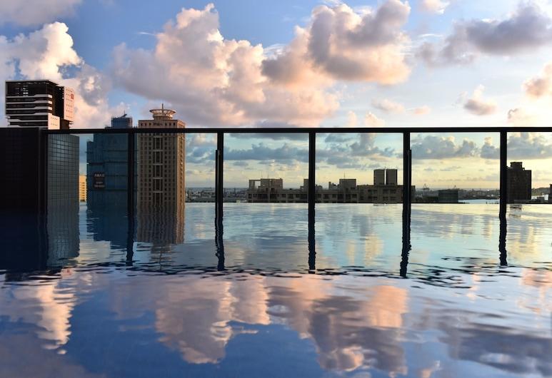 Silks Club, Kaohsiung, Infinity Pool