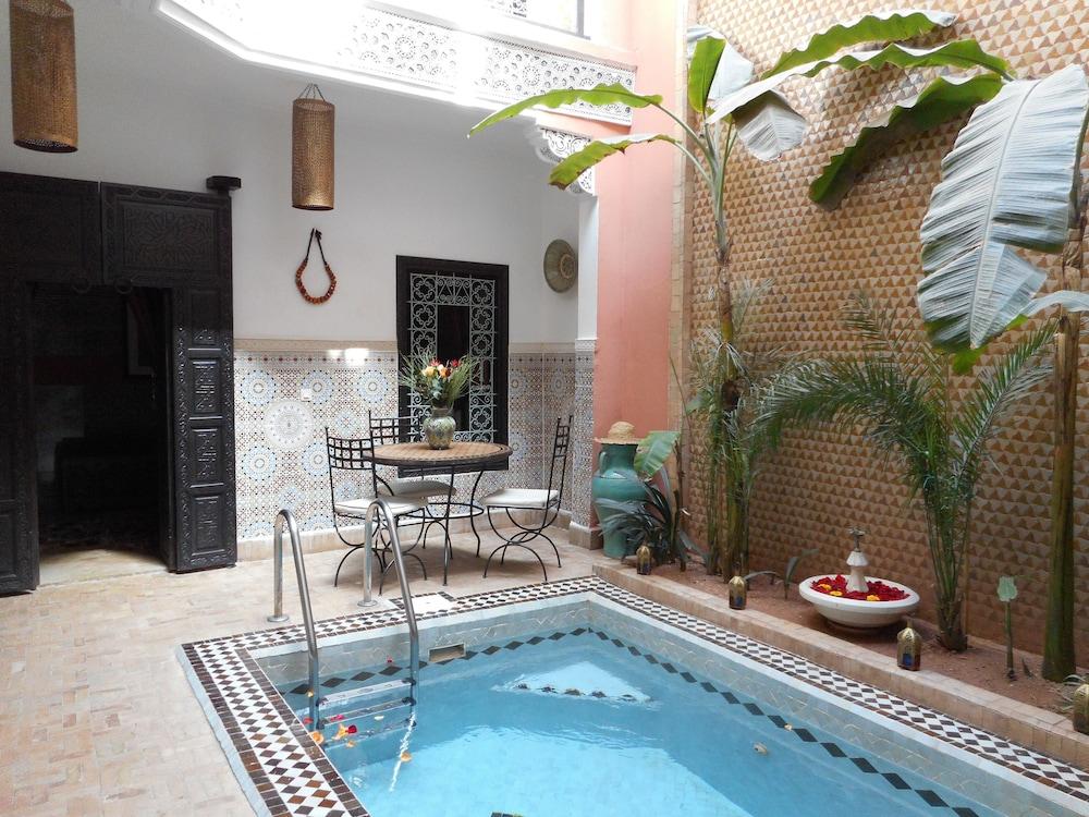 Riad Hugo Marrakech Outdoor Pool