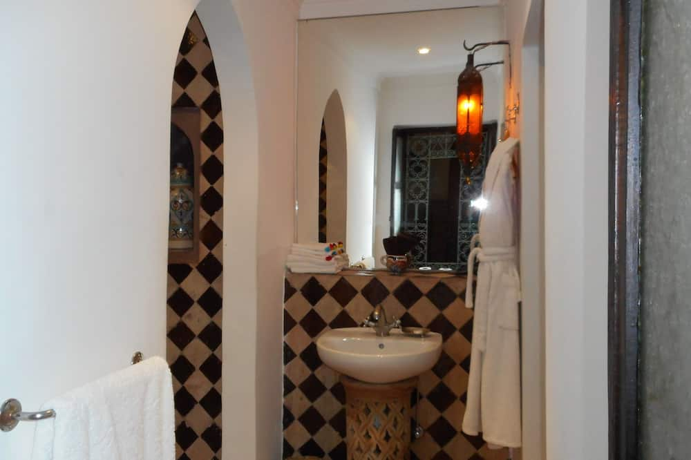 高级双人房, 1 间卧室 - 浴室