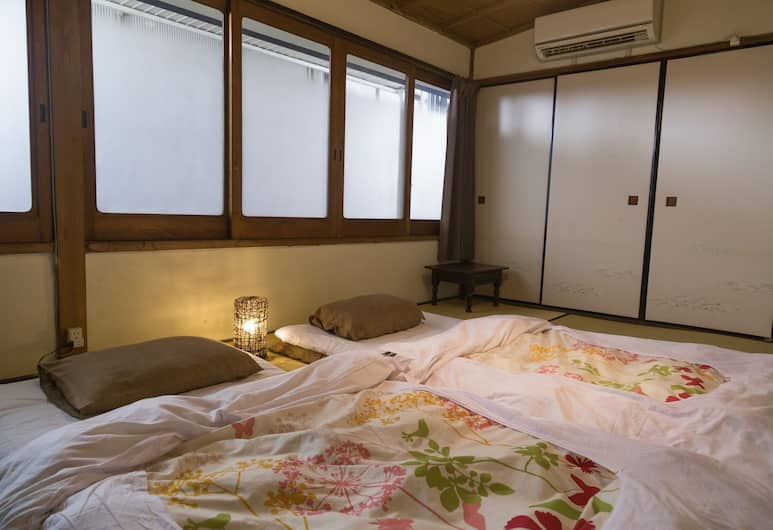 Guesthouse OKI's Inn - Hostel, Kyoto, Japanese Style Room with Alcove, Guest Room