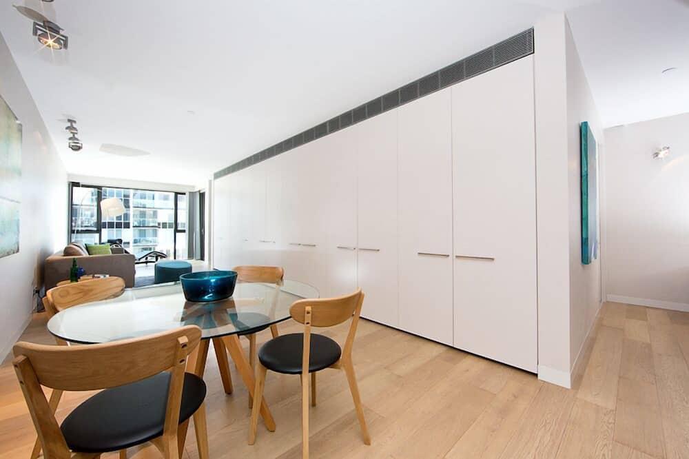 アパートメント 1 ベッドルーム (Aurora 14) - 室内のダイニング