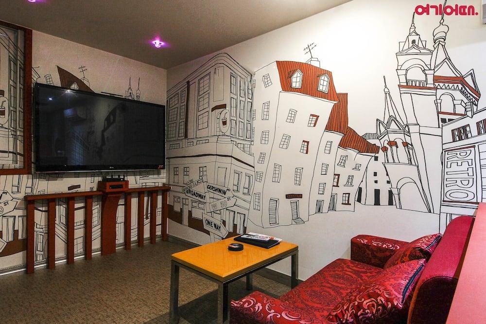 VIP Room - Obývacie priestory