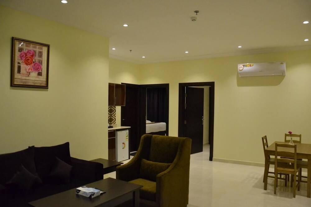 Suite Deluxe, 2 habitaciones - Sala de estar