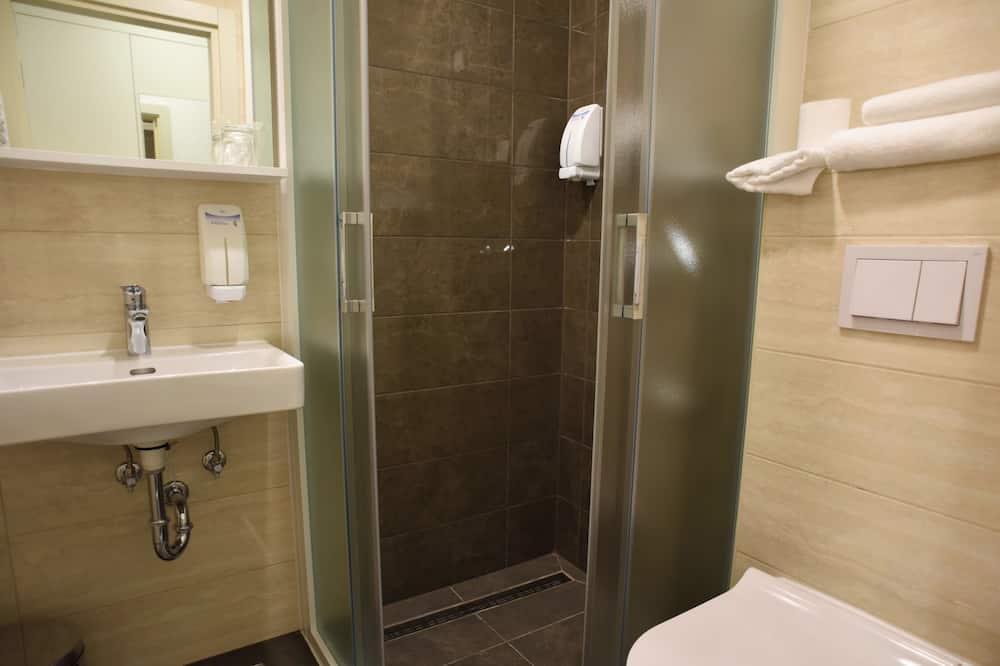 Deluxe-Doppel- oder -Zweibettzimmer, Nichtraucher, Executive-Etage - Badezimmer