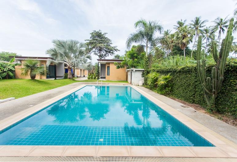 哈德查汶度假村青年旅舍, 蘇梅島, 室外泳池