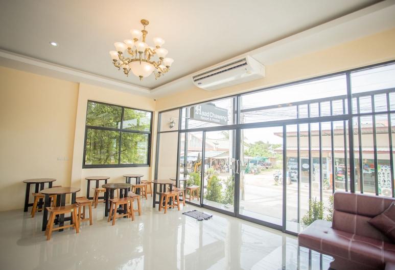 Haad Chaweng Resort and Hostel, Koh Samui, Lobby Sitting Area