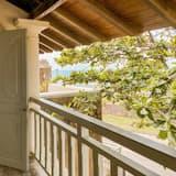 Kamar Double Superior, pemandangan samudra, tepi laut - Balkon