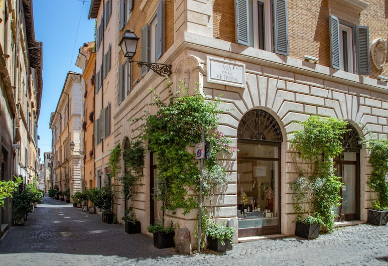The Right Place 4U Roma Navona Terrace Luxury Rooms, Rom, Exteriör