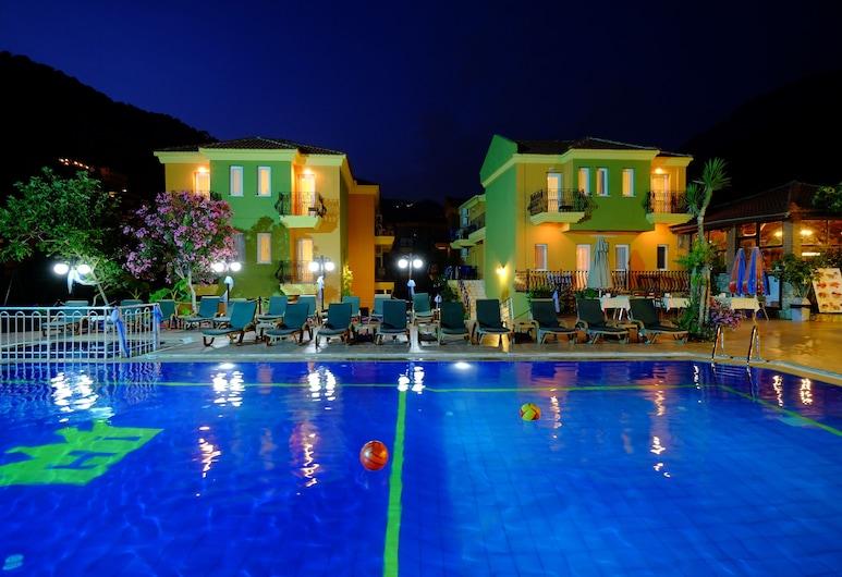 Hotel Imparator, Fethiye, Utvendig